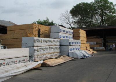 Recent Lumber Arrivals