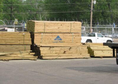 Lumber Yard at Jackson Avenue