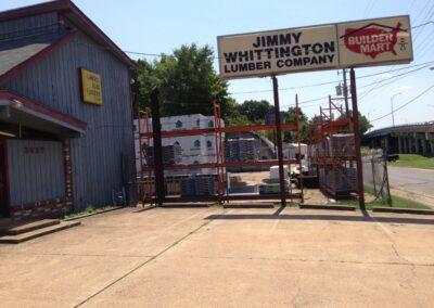 Jimmy Whittington Lumber Memphis